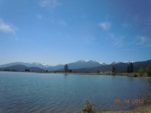 Pilcher Creek Reservoir