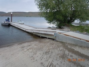 Thief Valley Reservoir Boat Dock and Launch