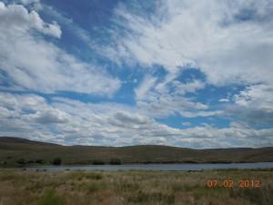 Thief Valley Reservoir