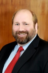 Photograph of Commissioner Mark Davidson