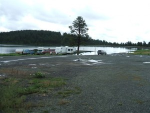 Pilcher Creek Reservoir Camp Ground