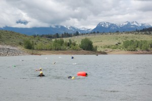 Wolf Creek Reservoir Triathlon