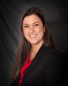 Photograph of District Attorney Kelsie McDaniel