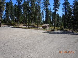Owsley Canyon Parking Lot